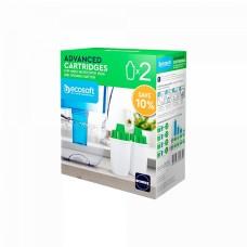 Картридж Ecosoft улучшенный (№5)  для фильтра-кувшина (2 шт)