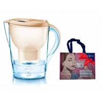 Фильтр - кувшин  Brita Marella XL капучино  + сумка в подарок